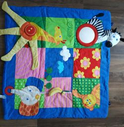 Chicco Rugging Jungle Rug
