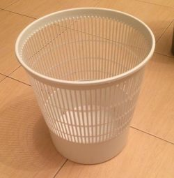 Wastepaper basket net