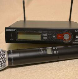 Радиомикрофон Shure SLX24/beta58A-R5