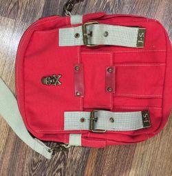 Κομψή τσάντα νέα unisex