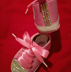 Children's slippers (sneakers) booties