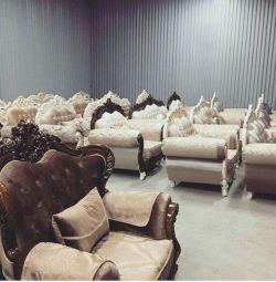 М'які меблі від виробника