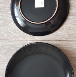 Тарілки діаметр 25см 5шт