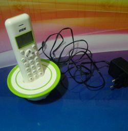 Radio telefon BBK, model BKD-815 RU.