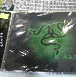 Mouse pad in stock
