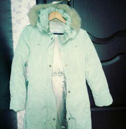 Winter coat p 140-72