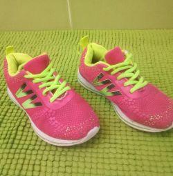 Παιδικά παπούτσια στην εσωτερική σόλα 19'5εκ