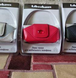 Новые чехлы для телефонов