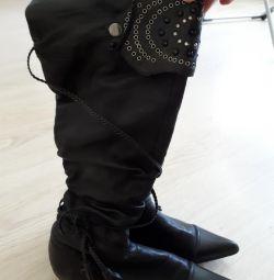 Μπότες Demi-Season 36 μέγεθος