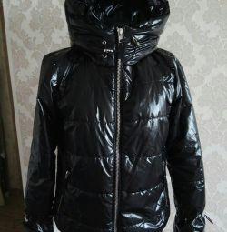 Jacket cu o cădere de capot, primăvara nou 44-46