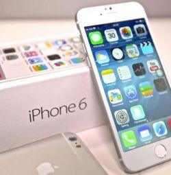 iPhone λευκό 6 (32 GB)