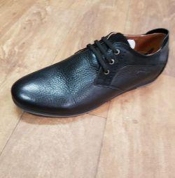Δερμάτινα παπούτσια 👍👍