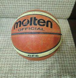 Баскетбольный мяч Molten Gf6