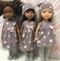 Doll clothes paola reina ⭐️