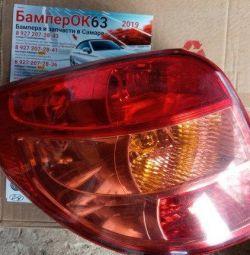 Suzuki Sx4 Arka stop lambası, arka sol 3567080Jb0 cx4