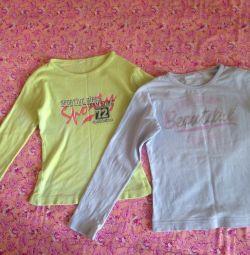 Μπλουζάκια για το κορίτσι