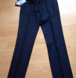 Pantaloni școlari noi p 164-92