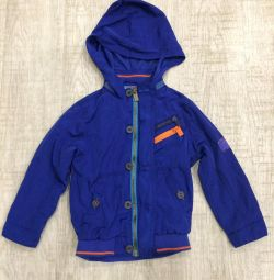 Children's windbreaker, 98-104