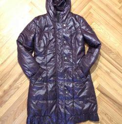 Coats for women Hoops, р.46-48