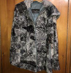 New Muton fur coat