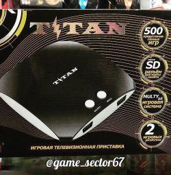 Game console Titan