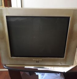 Телевизор цветного изображения Sitronics