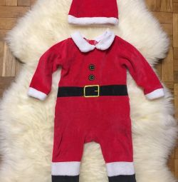 Santa Costume For Rent