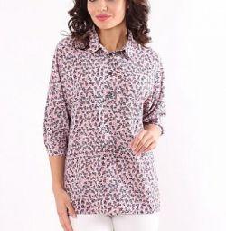 Новая блузка на размер 52-54