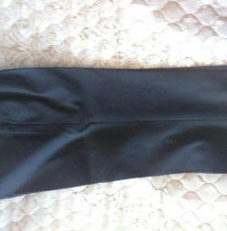 School trousers, new