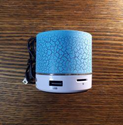 Νέο ασύρματο ηχείο Bluetooth