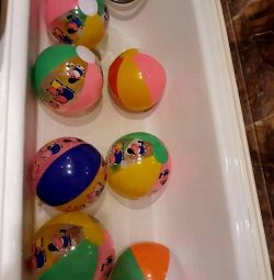 Gonflabile minge, New 50 freca