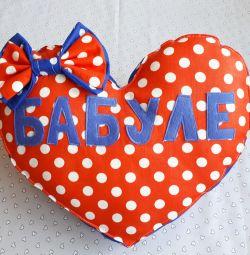 Καρδιά μαξιλάρι