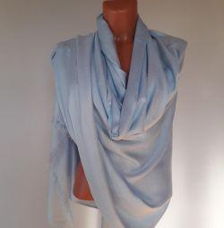Шаль шарф новый