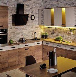 Νέες κουζίνες