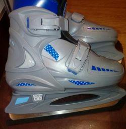 Sliding skates 33-36r