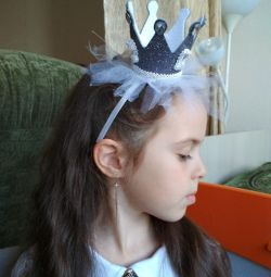 New crown for a girl