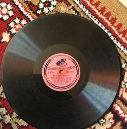 Gramofon Kayıtları
