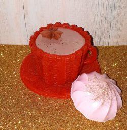 Handmade souvenir soap