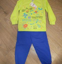 Pijamalele sunt noi 92r.