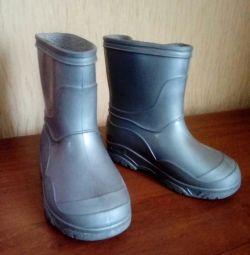 Καουτσούκ μπότες R.25