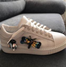 İtalyan spor ayakkabı