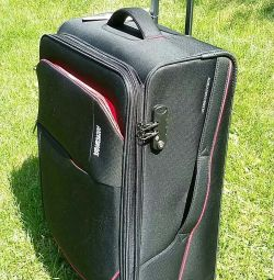 New American Tourister Suitcase Original Samsonite