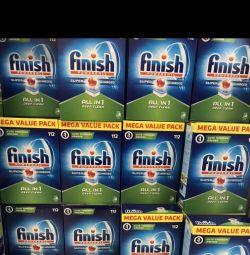 Finish Dishwasher Finish 112
