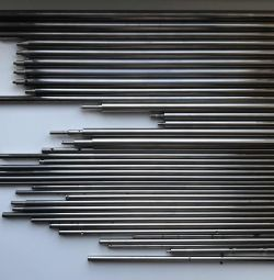 Shafts (for machine tools, printers)