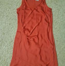 Φόρεμα από μετάξι, καινούριο