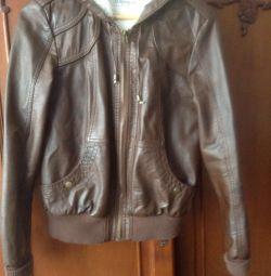 Leather jacket (suit) 44-46