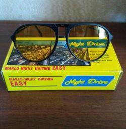 Sürüş gözlük