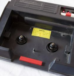 Soviet rewinder of video cassettes Electronics pv01