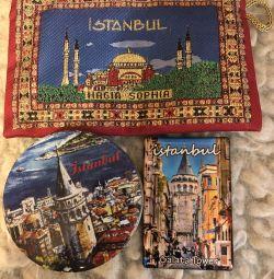Souvenir Istanbul Turcia