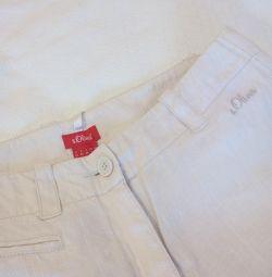 Pantaloni (in)